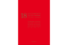 18 documents de l'Écossisme 1743-1844