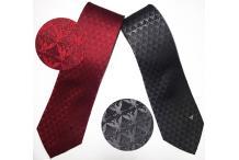 """La """"collection"""" complète des cravates du Grand Collège des Rites Ecossais"""